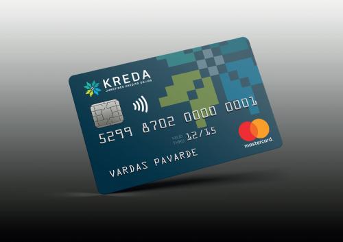 Kreda Mastercard